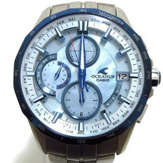 CASIO - カシオ 腕時計 オシアナスマンタ OCW-S3000