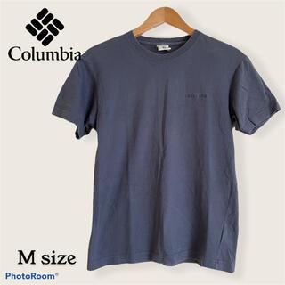 Columbia - コロンビア Columbia バック プリント 半袖Tシャツ  トップス