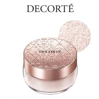 COSME DECORTE - コスメ デコルテ フェイス パウダートランスルーセント #00 新品、未開封品