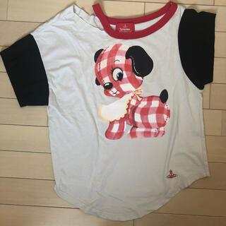 Vivienne Westwood - Vivienne Westwood 変形Tシャツ 美品