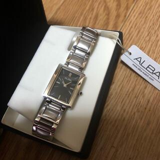 ALBA - ALBA 腕時計 新品未使用!