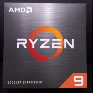 AMD Ryzen 9 5950X  動作美品(PCパーツ)