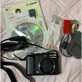 キヤノン(Canon)のCanon PowerShot G9 キャノン パワーショット G9(コンパクトデジタルカメラ)