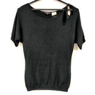 トッカ(TOCCA)のトッカ 半袖セーター サイズS レディース -(ニット/セーター)