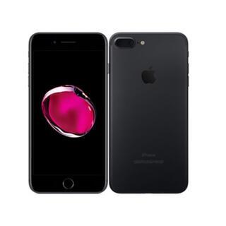 アップル(Apple)のiPhone7 Plus 256GB ブラック SIMフリ(携帯電話本体)