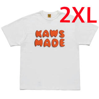 A BATHING APE - HUMAN MADE KAWS Tシャツ 2XL