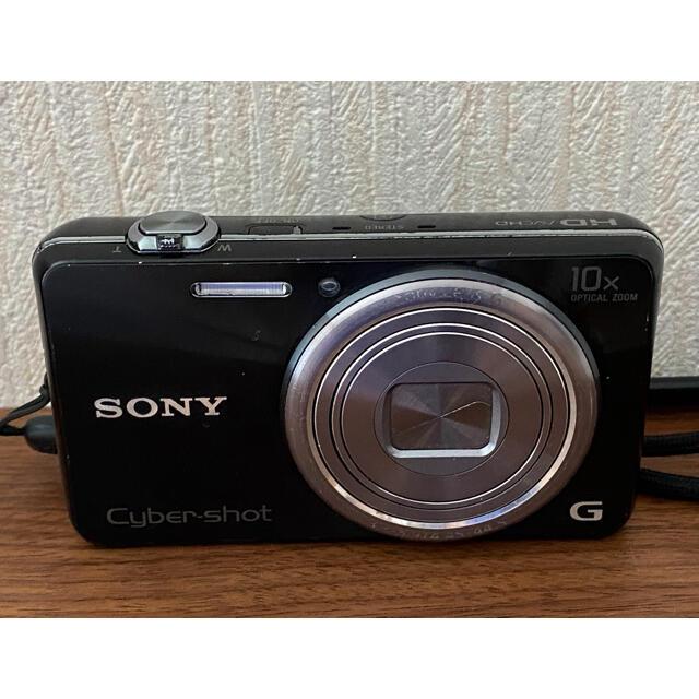 SONY(ソニー)のSONY Cyber−Shot  DSC-WX170 スマホ/家電/カメラのカメラ(コンパクトデジタルカメラ)の商品写真