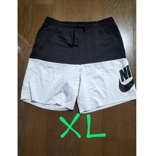 NIKE - 定価7150円‼️NIKE サイズ XL ハーフパンツ 黒白 XL 未使用