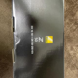 Nikon - NIKON Z50 + NIKKOR16-50VR レンズキット