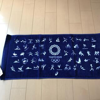 asics - TOKYO2020 オリンピック スポーツタオル ピクトグラム