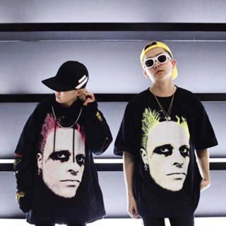 24karats - full bk フルビーケー Keith キース Tシャツ Prodigy 黄色