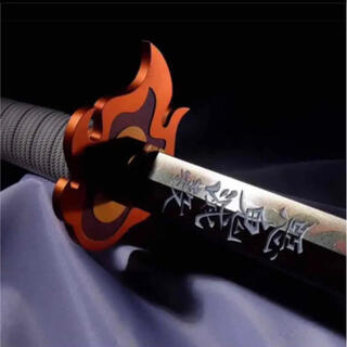 BANDAI - 鬼滅の刃 PLOPLICA プロプリカ 日輪刀(煉獄杏寿郎)