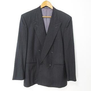 ジャンニヴェルサーチ(Gianni Versace)のGIANNI VERSACE テーラードジャケット ブレザー ブルゾン 50(その他)