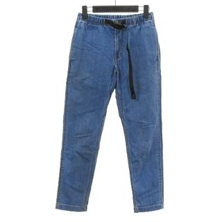 グラミチ(GRAMICCI)のグラミチ 20SS デニム パンツ インディゴ ブルー S ボトムス(デニム/ジーンズ)