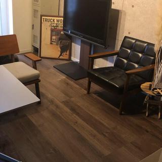 カリモクカグ(カリモク家具)のカリモク 60 Kチェア 1シーター ブラック レザー(一人掛けソファ)
