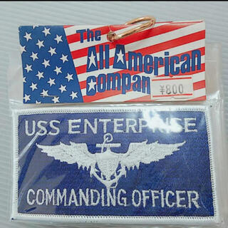USS Enterprise  コマンディングオフィサー アメリカ海軍(その他)