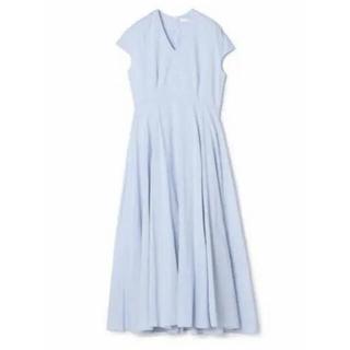 IENA - マリハ MARIHA ショートスリーブ 春の月のドレス