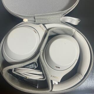 SONY - SONY WH-1000XM4 プラチナシルバー