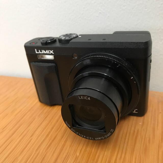 Panasonic  DC-TZ90 ブラック  スマホ/家電/カメラのカメラ(コンパクトデジタルカメラ)の商品写真