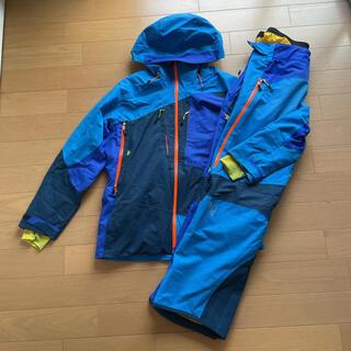 DESCENTE - フェニックス Phenix スキーウェア 中古 サイズL