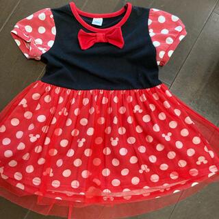 ミニー ワンピース なりきりドレス