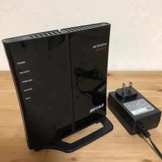 Buffalo - BUFFALO バッファロー製 無線LAN ルータ WHR-G301N