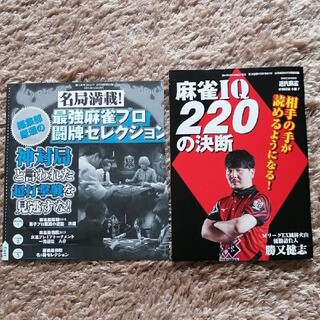 麻雀IQ220の決断 最強麻雀プロ闘牌セレクション(麻雀)