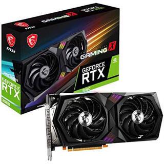 値下げ MSI GeForce RTX3060 GAMING X 12G (PCパーツ)
