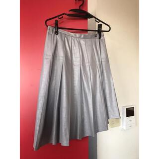 バツ(BA-TSU)の新品未使用☆BA-TSU☆プリーツスカート☆巻きスカート(ひざ丈スカート)
