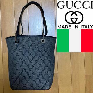 Gucci - 希少!イタリア製 GUCCI グッチ GGキャンバス ミニトートバッグ