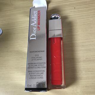 Dior - ディオール アディクト リップ マキシマイザー015チェリーレッド新色新品未使用