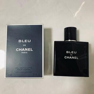 CHANEL - CHANEL ブルードゥシャネル オードゥトワレット 50ml