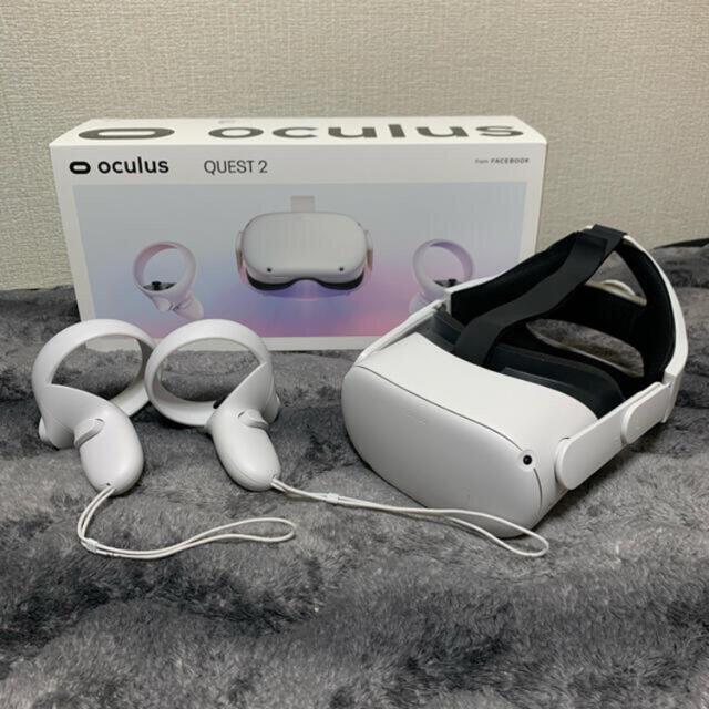 oculus quest2 64GB アクセサリーセット スマホ/家電/カメラのPC/タブレット(PC周辺機器)の商品写真