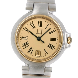 ダンヒル(Dunhill)のダンヒル ミレニアム     ステンレススチール     シルバー(腕時計)