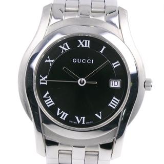 Gucci - グッチ    5500M  ステンレススチール       クオー