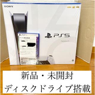 PlayStation -  PlayStation 5 ディスクドライブ有+ ラチェット&クランク セット