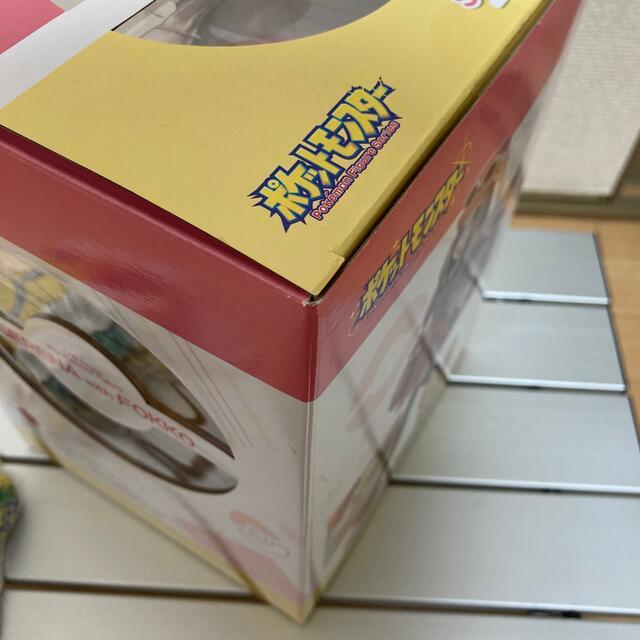 KOTOBUKIYA(コトブキヤ)のARTFX J ポケットモンスターシリーズ セレナ with フォッコ エンタメ/ホビーのフィギュア(アニメ/ゲーム)の商品写真