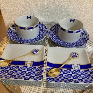 フランフラン(Francfranc)のティーカップ食器セット(食器)