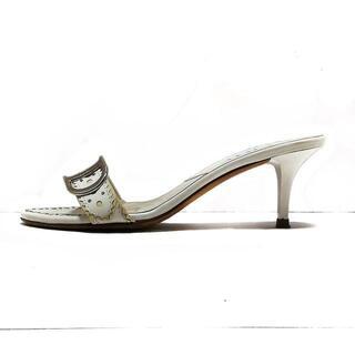 クリスチャンディオール(Christian Dior)のディオール/クリスチャンディオール 37(ミュール)