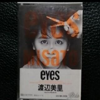 【送料無料】カセットテープアルバム♪渡辺美里♪eyes♪(ポップス/ロック(邦楽))