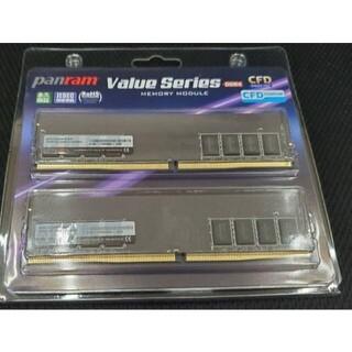 DDR4 PC4-25600 8GB 2枚組 CFD版(PCパーツ)