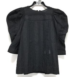 クロエ(Chloe)のクロエ 七分袖カットソー サイズ34 S美品 (カットソー(長袖/七分))