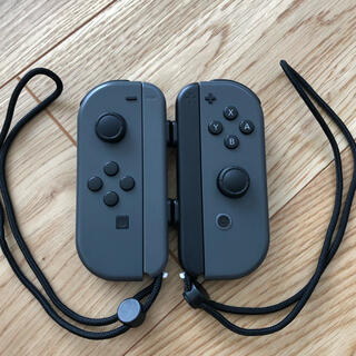 Nintendo Switch - Nintendo JOY-CON (L)/(R) グレー