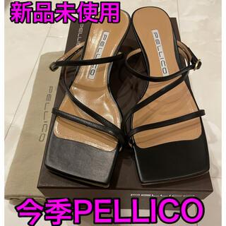 PELLICO - 【新品未使用】今季PELLICO(ペリーコ)/サンダル/ミュール サイズ 37