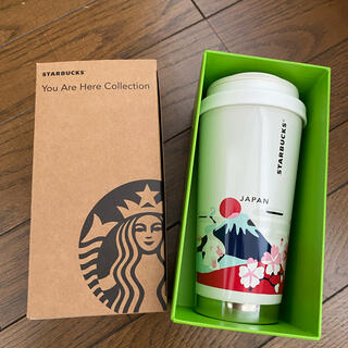 Starbucks Coffee - 新品 日本限定 スターバックス スタバ ステンレス タンブラー 日本 Japan