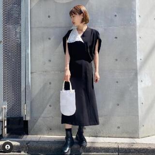 mame - ★mame kurogouchi今季完売フラップレースクラシックドレス★新品