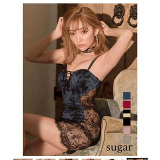 エンジェルアール(AngelR)のシュガー キャバ ドレス 高級(ミニドレス)