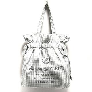 Maison de FLEUR - メゾンドフルール トートバッグ美品  -
