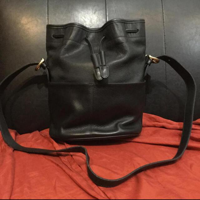 COACH(コーチ)のold coachバケツバッグ😊❤️ レディースのバッグ(ショルダーバッグ)の商品写真