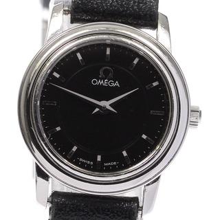 オメガ(OMEGA)のオメガ デビル プレステージ  4570.51 レディース 【中古】(腕時計)